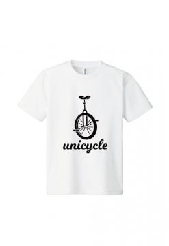 一輪車Tシャツ